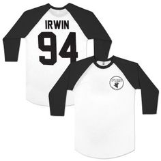 5SOS: Ashton Football T-Shirt