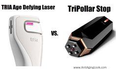 TRIA Age Defying Laser Vs. TriPollar Stop  