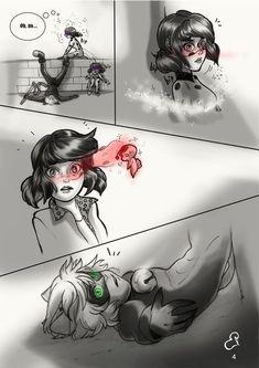 Existen secretos que deben ser revelados en el momento oportuno. Desde que Marinette se convirtió en Ladybug, su fuerza...