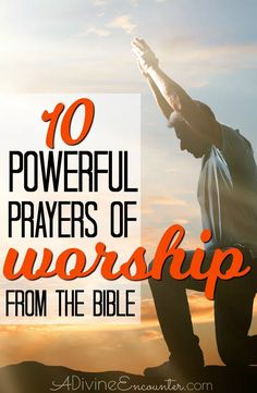 Inspiring post shares ten prayers of praise to God. Align your heart toward praise using 10 Scriptures of worship to lift a prayer of praise to the Lord. Prayer Of Praise, Prayers For Strength, Prayers For Healing, Prayer Scriptures, Bible Prayers, Faith Prayer, Power Of Prayer, Praise God, Powerful Scriptures