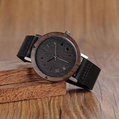 BOBO BIRD WK05 Wood Watches-Quartz-TouchyStyle-TouchyStyle