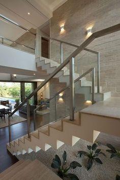 Escaleras Residencia
