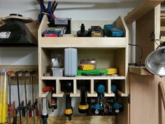 """The new """"Awesome"""" garage shop! A work in progress-charging-station.jpg"""
