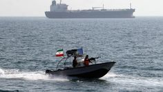 An undated picture of a Iranian Revolutionary Guard Corps Navy patrol craft.