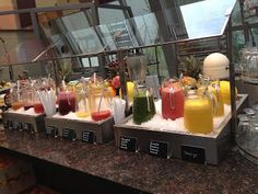 Fruit Juice Bar- Berlin, Germany