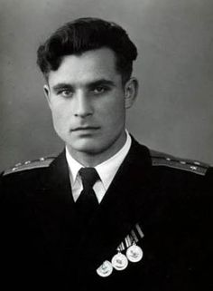 Thank you Vasili Arkhipov, the man who stopped nuclear war. Fifty years ago, Arkhipov, a senior officer on the Soviet B-59 submarine, refused permission to launch its nuclear torpedo