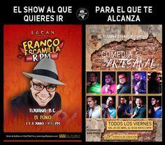 Amigos hay que apoyar el movimiento de comedia local!  Tijuana Stand Up Comedy presenta:  #ComediArtesanal (Se están burlando de que ya todo es artesanal) Todos los viernes 8PM a partir del 20 de Abril en LOFT Espacio de Creación.