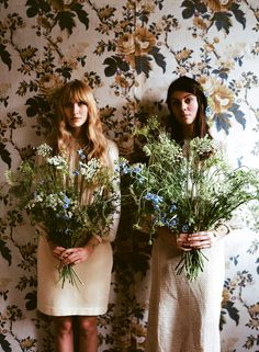With Kinfolk - Winter Flowers | Photo by Parker Fitzgerald, Flowers & styling by Amy Merrick