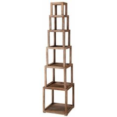 Find Crestview Cheyenne Stackable Etagere, Pack of 6 in the Bookcases & Bookshelves category at Tractor Supply Co.This Cheyenne Stackable É Wooden Corner Shelf, Corner Shelves, Wooden Shelves, Wall Shelves, Wood Shelf, Storage Shelves, Shelving Units, Corner Cabinets, House Shelves
