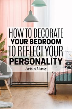 Tips on how to decorate your bedroom to reflect your personality on a budget! bedroom makeover on a budget Bedroom Ideas For Small Rooms Diy, Funky Bedroom, Vintage Bedroom Decor, Small Room Bedroom, Diy Bedroom Decor, Gray Bedroom, Cheap Bedroom Makeover, Furniture Makeover, Budget Bedroom