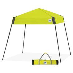 8u0027 x 8u0027 sport popup canopy slant leg green cover canopy walmart and products
