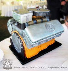 Engine Cake!