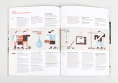 FIEC Magazine on Behance