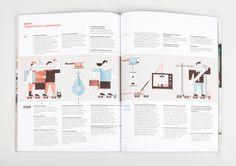 FIEC Magazine on Behance