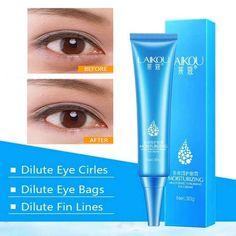 LAIKOU Moisturizer Eye Cream Titan Gel Anti-Puffiness Wrinkle And Dark Circle Lifting Instant Ageless Multi-effect Eye Cream. Yesterday's price: US $7.84 (6.79 EUR). Today's price: US $3.84 (3.34 EUR). Discount: 51%.