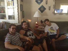 I love my three sons!