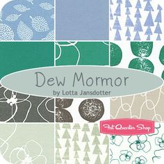 Dew Mormor Fat Quarter BundleLotta Jansdotter for Windham Fabrics - Fat Quarter Bundles   Fat Quarter ShopP P?