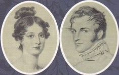 Charlotte And Leopold Receive Guests
