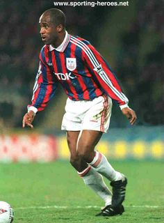 Dean Gordon - 1991/92-1997/98 - Crystal Palace FC