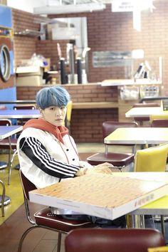 Suga ❤ BTS X Dispatch Love Yourself 承 'Her' Photoshoot~ (Original Article: m.star.naver.com/bts) #BTS #방탄소년단