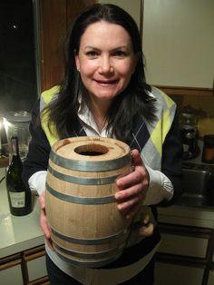 Vinegar Mother , not her.............