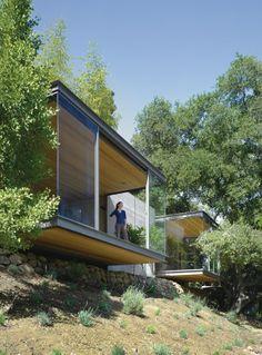 Tea Houses, Silicon Valley, Calif. - residentialarchitect Magazine