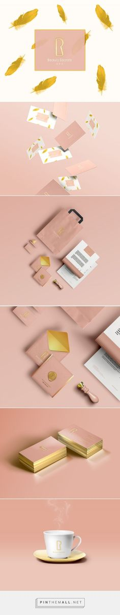 Beauty Secret Branding by Layan Ibrahim | Fivestar Branding Agency – Design and Branding Agency & Curated Inspiration Gallery