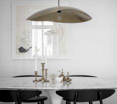Beautifully decorated apartment - via Coco Lapine Design blog