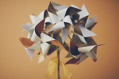 Pinwheel boquet