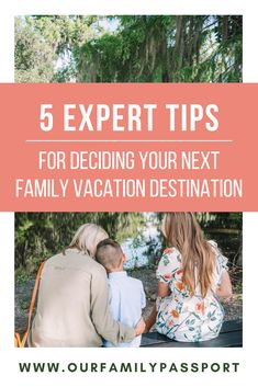 If your family is itching to travel but not sure where to go, make sure to check out our list of expert tips. We go over some things you should consider to ensure a great trip for the entire family! | where to travel with kids family vacations | where to travel | where to travel 2020 | where to travel with family | where to travel with kids destinations | #vacation #familytravel #familyvacation #travelinspiration #travelwithkids #traveltips Vacations To Go, Family Vacation Destinations, Family Vacations, Travel Destinations, Amazing Destinations, Vacation Ideas, Travel Advice, Travel Guides, Travel Tips