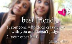 best friend. ♡