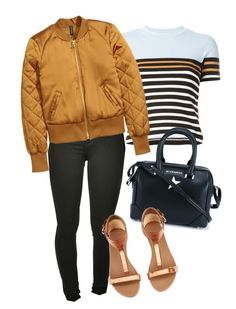 """""""Untitled #543"""" by hellokittyswaqq ❤ liked on Polyvore featuring T By Alexander Wang, Givenchy and H&M"""