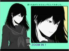 Fem!Hibari (From Katekyo Hitman Reborn)