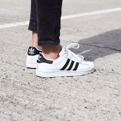 Black & White Stan Smiths