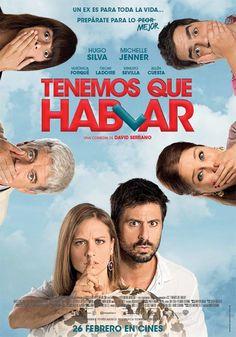 Tenemos que hablar (2016), David Serrano.