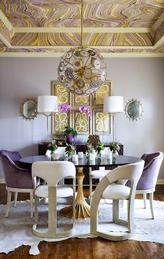 How to create a more fashionable room in just 1 bold move — The Decorista | cynthia reccord
