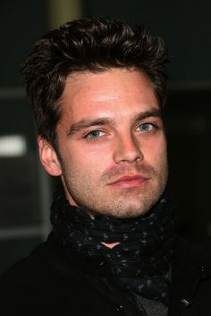 Sebastian Stan from Once Upon A Time, plays the Mad Hatter & just has such the sexiest smolder