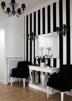 Free Home Design and Home Decoration Gallery. Lighting For Kitchen. Home Decor Singapore. Country Rugs For Living Room. Best Color To Paint Kitchen Cabinets. Black And White Interior, White Interior Design, Black And White Living Room Decor, Black Bed Room Ideas, Black White Decor, Black And White Design, Black And White Office, Black And White Furniture, White Rooms