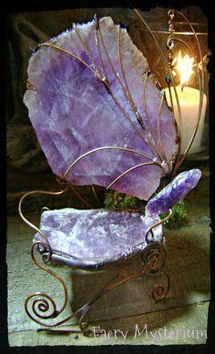 Fairy Chair Throne!