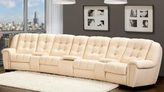 Cream Color Sofa