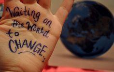 waiting on the world to change lyrics pdf