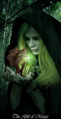 The Gift of Magic by NA-JediKittyKaiba