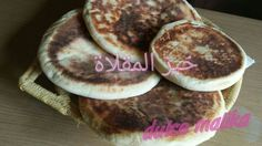 Receta de pan marroquí a la plancha