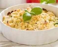 Crumble de poulet aux flocons d'avoine digestion légère : http://www.fourchette-et-bikini.fr/recettes/recettes-minceur/crumble-de-poulet-aux-flocons-davoine-digestion-legere.html