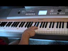 """▶ Easy Beginner Piano """"I Can Only Imagine"""" - (Matt McCoy) - YouTube"""