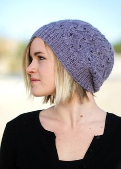 QL Slouch Hat by Woolly Wormhead