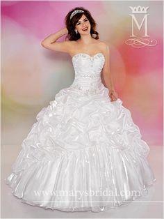 eda4c8701 Vestidos blancos para quinceañeras