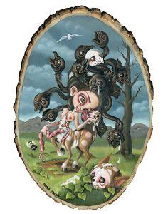 Paintings by Hanna Jaeun Art And Illustration, Artist Painting, Painting & Drawing, Hanna, Pop Surrealism, Weird Art, Cool Art, Awesome Art, Types Of Art