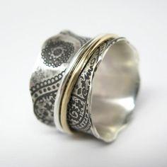 Handmade silver jewellery