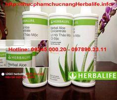 Nước lô hội hương Xoài Herbalife Aloe